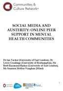 Social media and austerity report